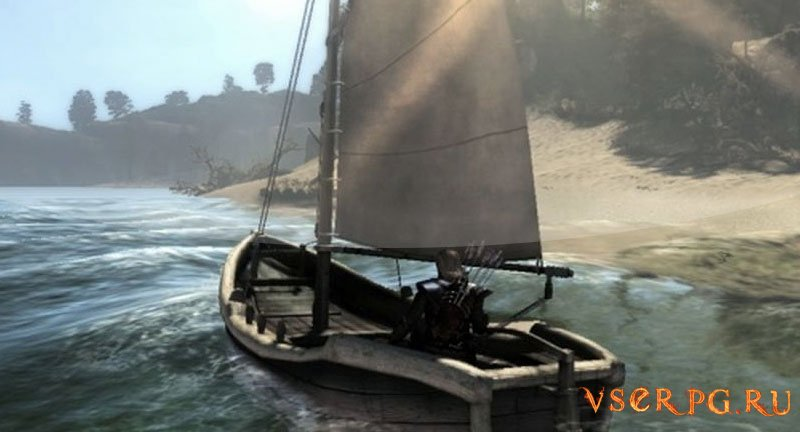 Пираты Летучей крепости screen 2