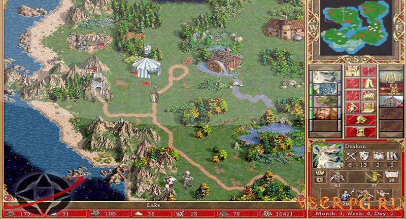 Возрождение Эрафии screen 3