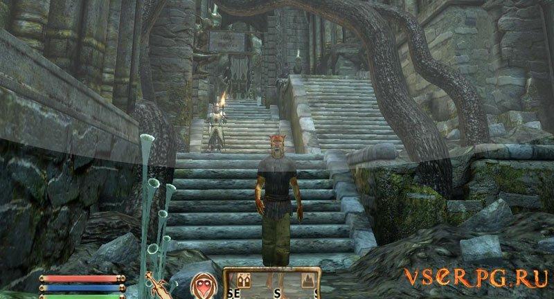 Shivering Isles screen 1