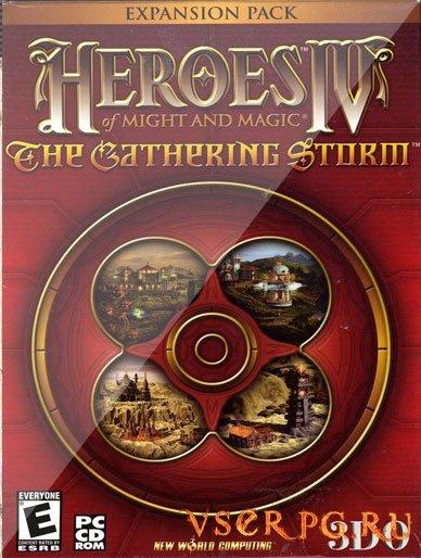 Постер игры Грядущая Буря