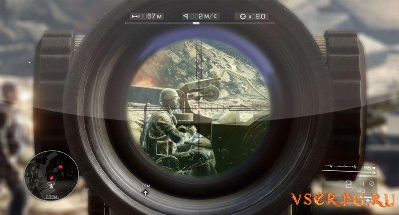 Sniper Ghost Warrior 2 screen 2