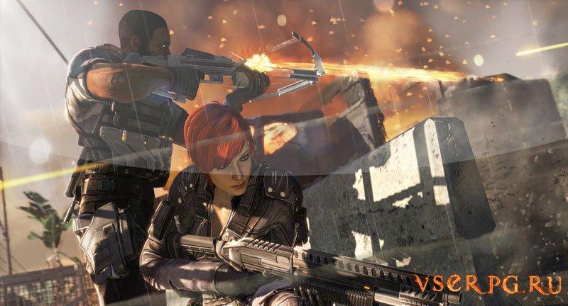 Fuse [Xbox 360] screen 1