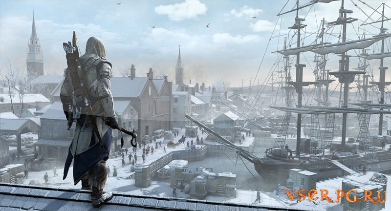 Assassins Creed 3 screen 1