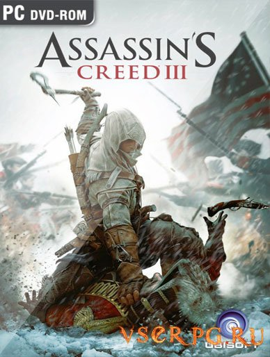 Постер игры Assassins Creed 3