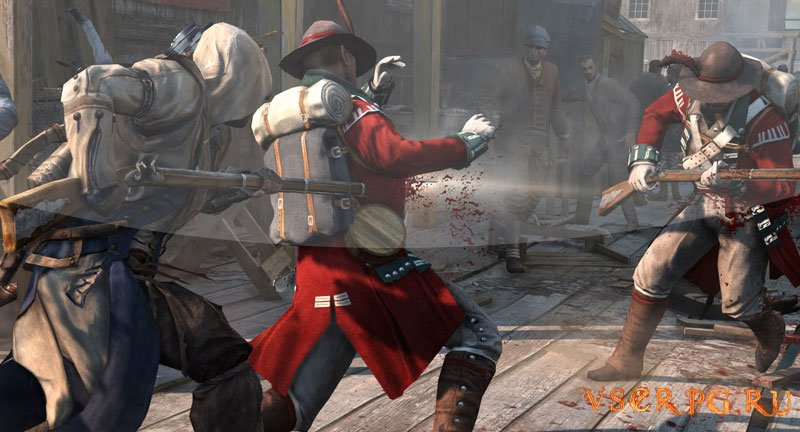 Assassins Creed 3 screen 3