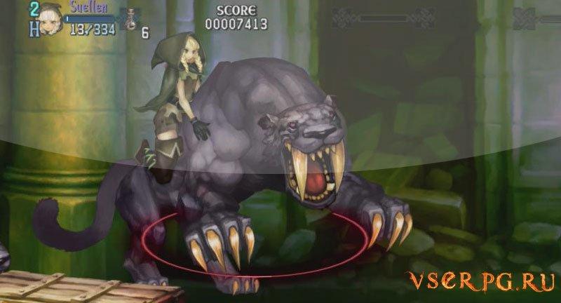 Dragons Crown screen 2