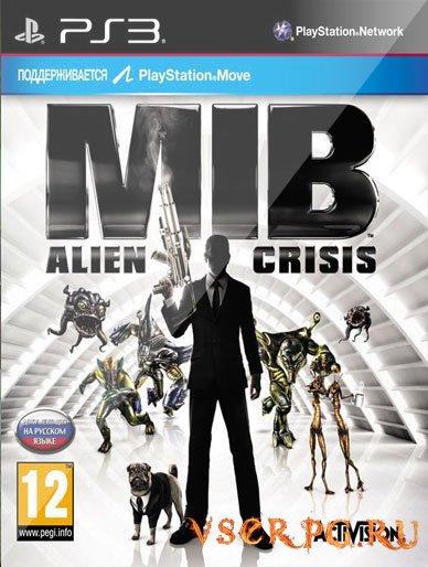 Постер игры Men in Black Alien Crisis
