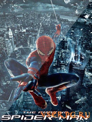 Постер игры The Amazing Spider-Man