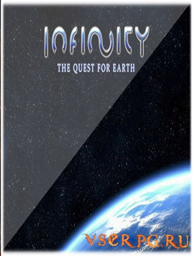 Постер игры Infinity The Quest for Earth