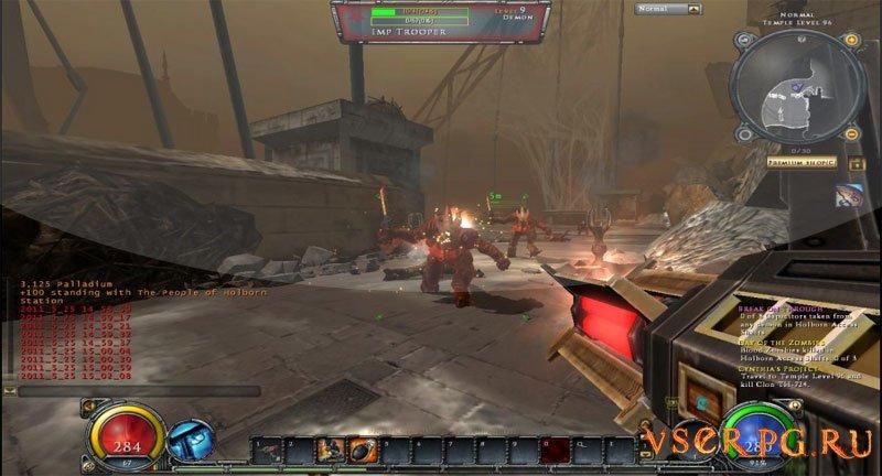 Hellgate (онлайн) screen 1