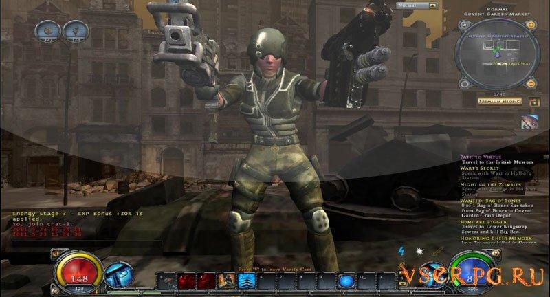 Hellgate (онлайн) screen 2
