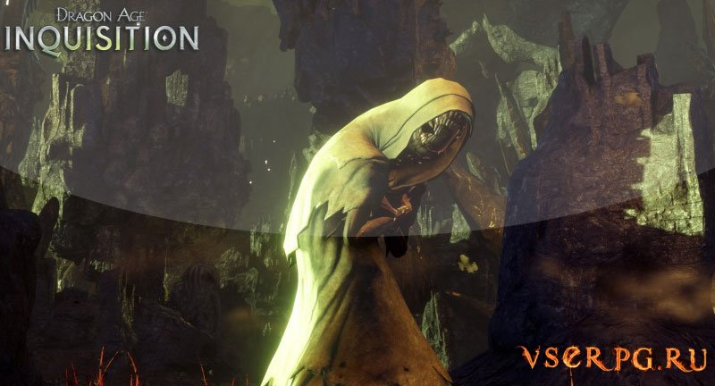 Dragon Age Инквизиция screen 1