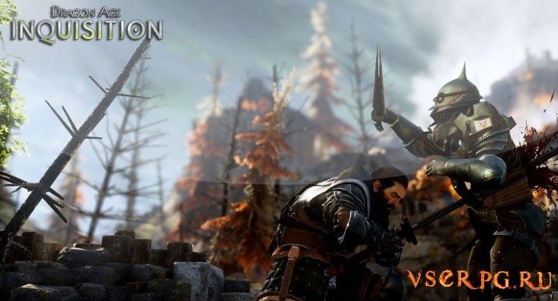 Dragon Age Инквизиция screen 2