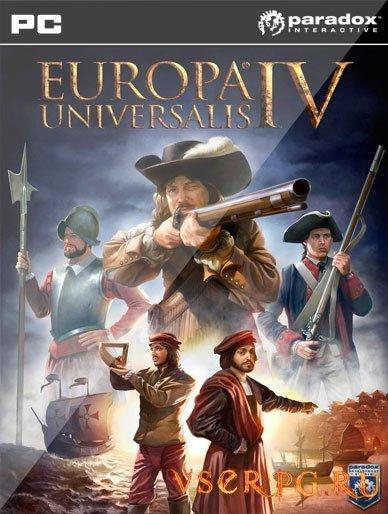 Постер игры Europa Universalis 4