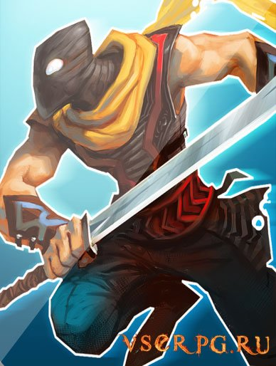 Постер игры Shadow Blade [Android]