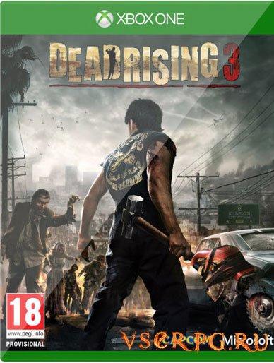 Постер игры Dead Rising 3: Chaos Rising [XBOX One]