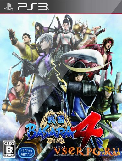 Постер игры Sengoku Basara 4 [PS3]