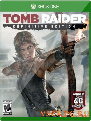 Постер игры Tomb Raider Definitive Edition [XBOX One]