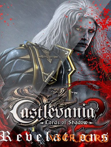 Постер игры Castlevania Lords of Shadow 2 Revelations