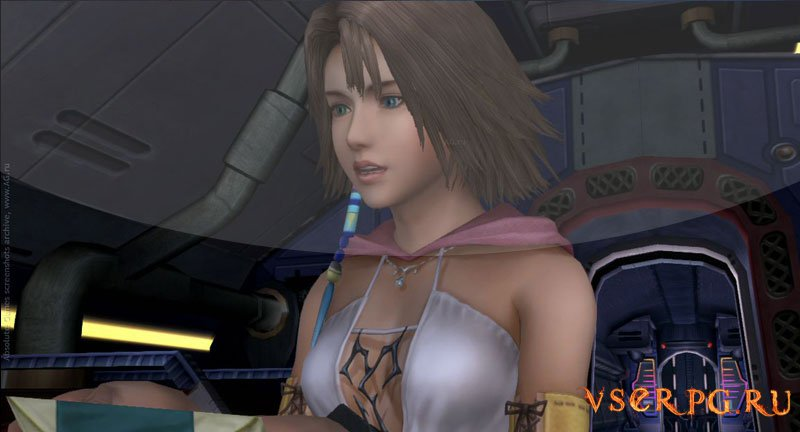 Final Fantasy X/X-2 HD Remaster [PS3] screen 1