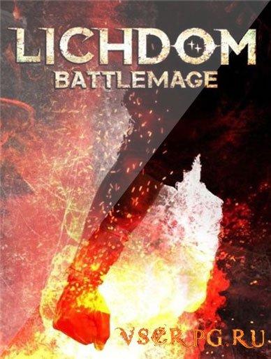 Постер игры Lichdom Battlemage