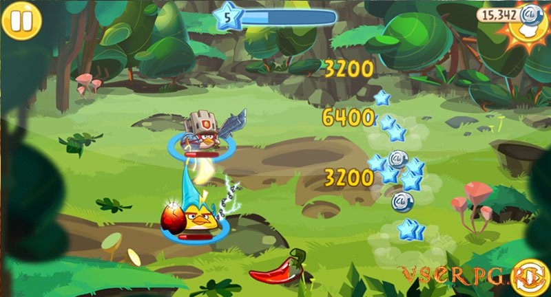 Angry Birds Epic [Android] screen 3