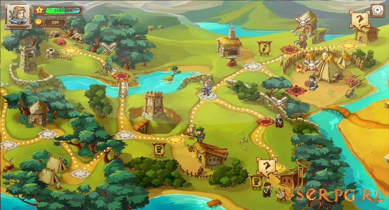Braveland screen 1