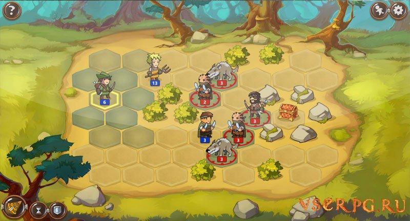 Braveland screen 2