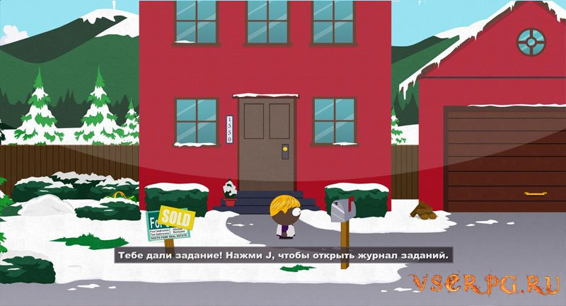 South Park The Stick of Truth screen 3