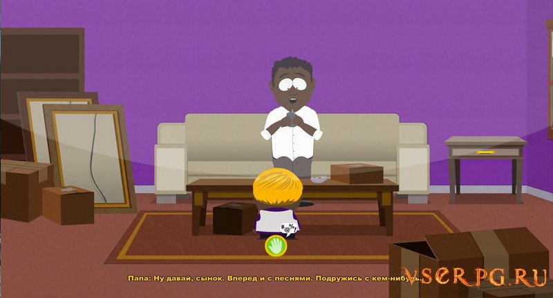 South Park The Stick of Truth screen 1