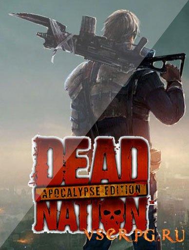 Постер игры Dead Nation
