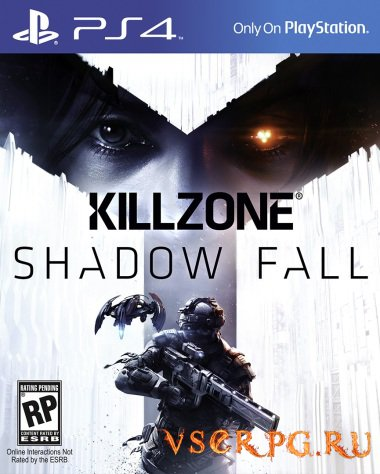 Постер игры Killzone Shadow Fall The Insurgent [PS4]