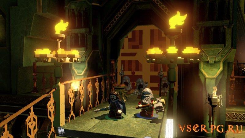 LEGO The Hobbit screen 1