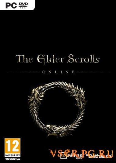 Постер игры The Elder Scrolls Online