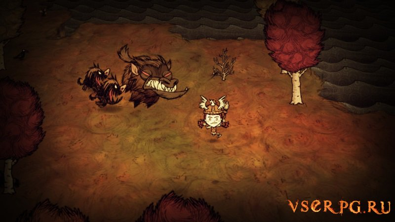 Don't Starve screen 2
