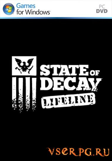 Постер игры State of Decay Lifeline