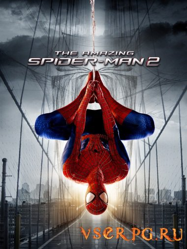 Постер игры The Amazing Spider-Man 2