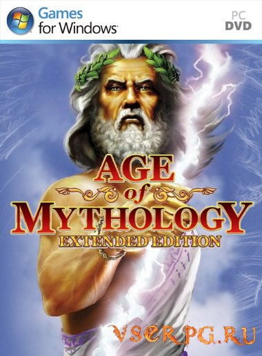 Постер игры Age of Mythology Extended Edition