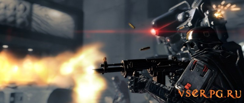 Wolfenstein The New Order screen 2