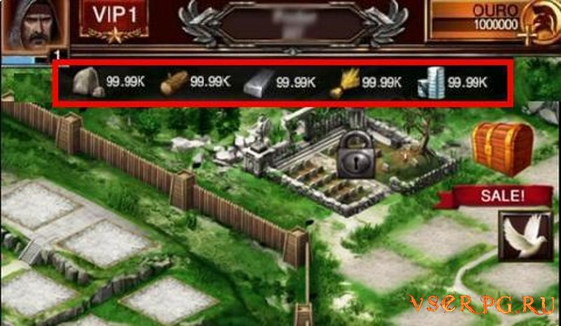 Game of War Fire Age [Android] screen 3