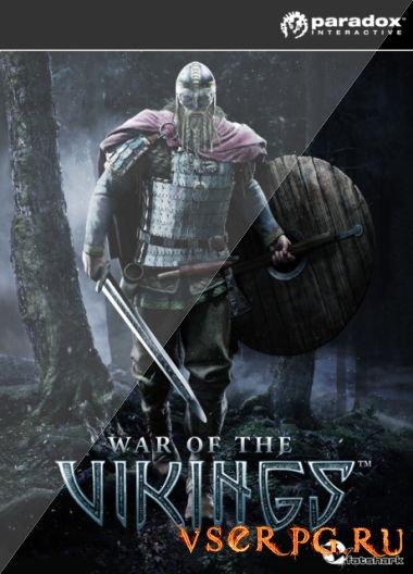 Постер игры War of the Vikings