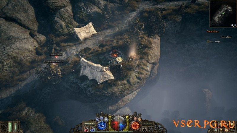 The Incredible Adventures of Van Helsing 2 screen 3