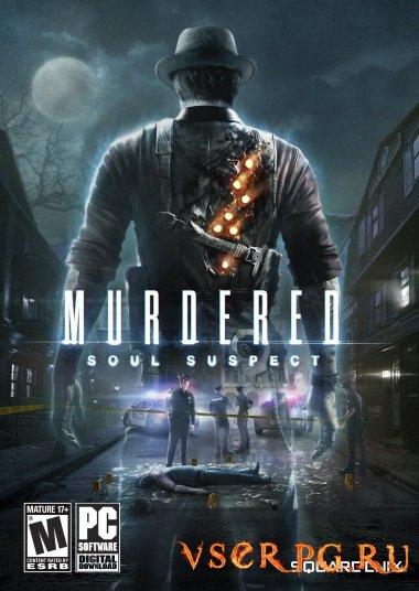 Постер игры Murdered Soul Suspect