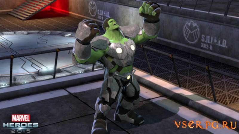 Marvel Heroes 2015 screen 1
