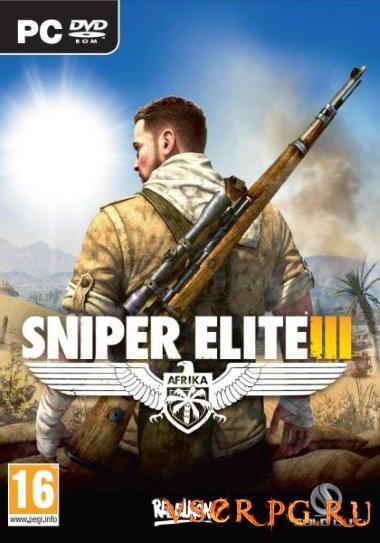 Постер игры Sniper Elite 3