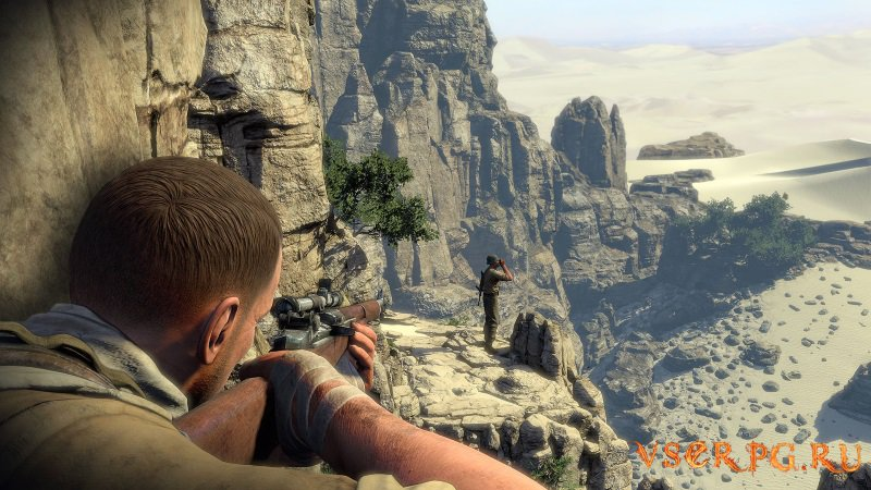Sniper Elite 3 screen 1