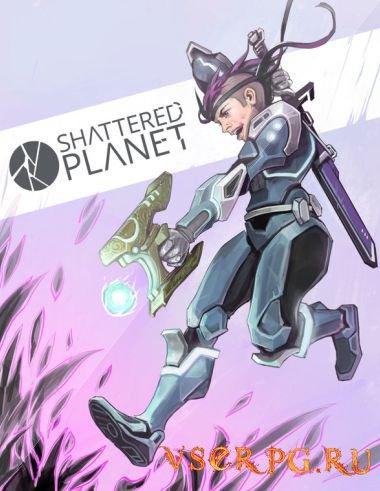Постер игры Shattered Planet