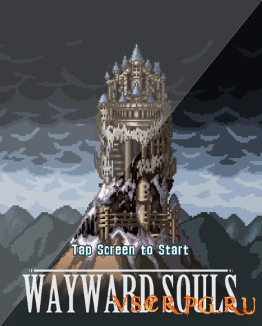 Постер игры Wayward Souls [iPhone iOS]