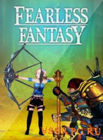 Постер игры Fearless Fantasy
