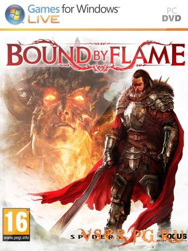 Постер игры Bound by Flame